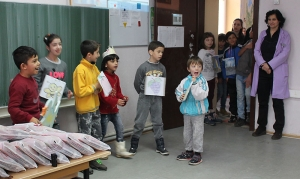 "School performance by children with special needs from the Elementary school ""Kliment Ohridski"" -  Prilep"